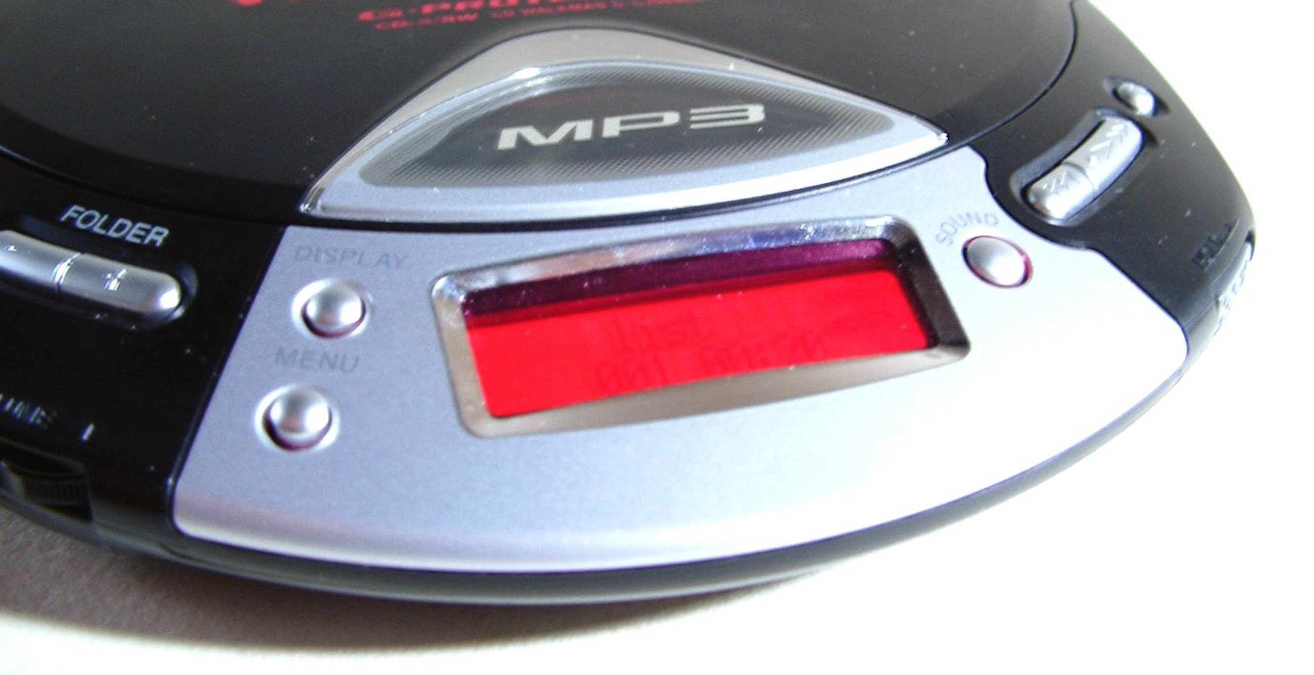 MP3-spelarens historia